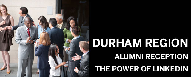 Durham Alumni Reception Power of LinkedIn