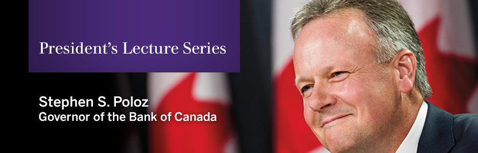 Presidents Lecture Poloz