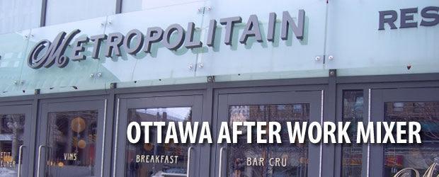 Ottawa After Work Mixer 620