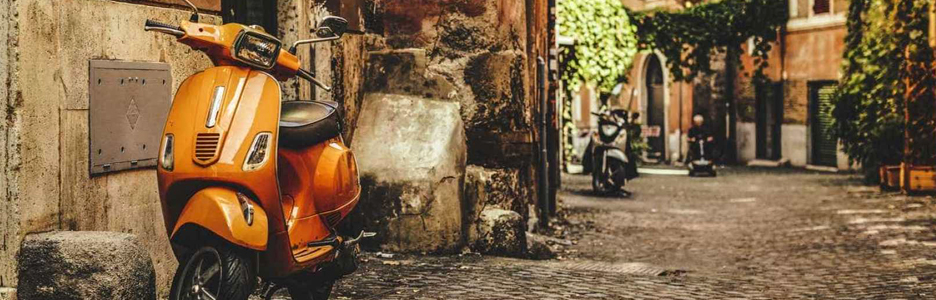 Travel Vespa Sicily