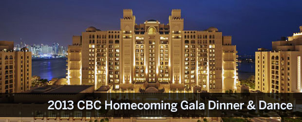 CBC Dubai Homecoming Gala