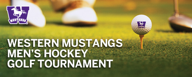 mens hockey golf tournament