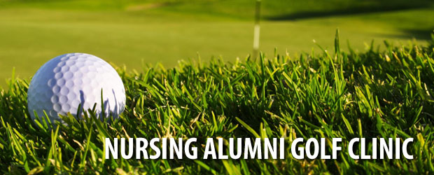 Nursing Alumni Golf Clinic