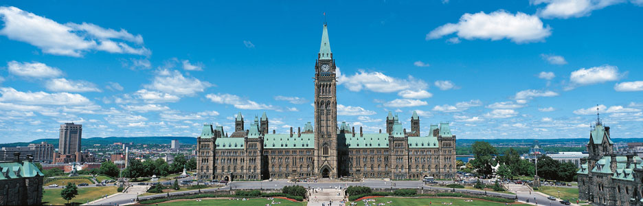 Ottawa Parliament Hill Event Banner