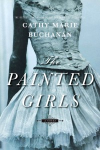 Buchanan, The Painted book cover