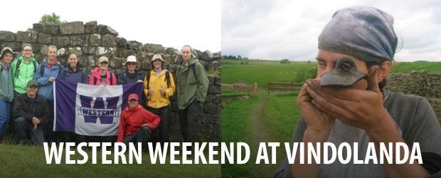 UK Western Weekend at Vindolanda