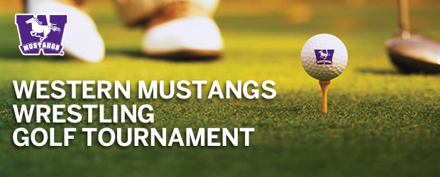 western mustangs wrestling golf