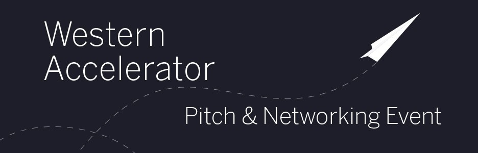 Western Accelerator Pitch and Networking Event