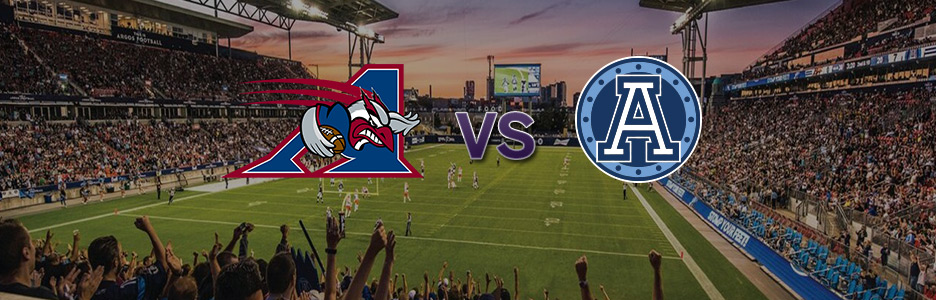 argos vs alouettes event