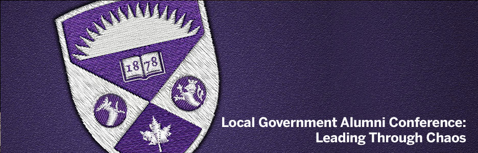 Local Gov Conference Western Logo
