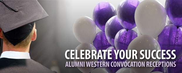 Alumni Western Convocation Reception