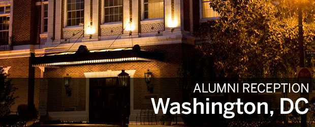 Washington DC Alumni Reception
