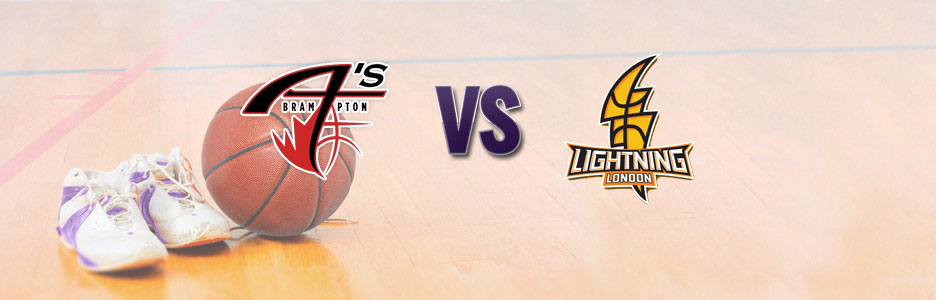 brampton a's vs london lightning