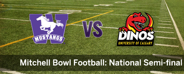 Mitchell Bowl 2013 - Western vs U of C