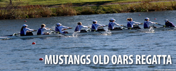 Mustangs Old Oars Regatta 2012