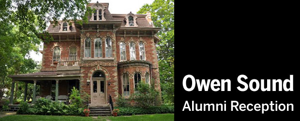 Owen Sound Alumni Reception