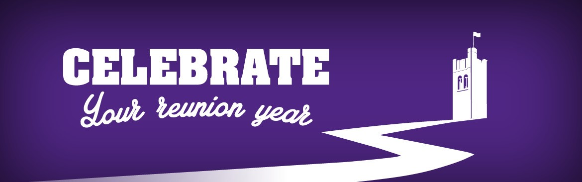 elebrate your reunion year