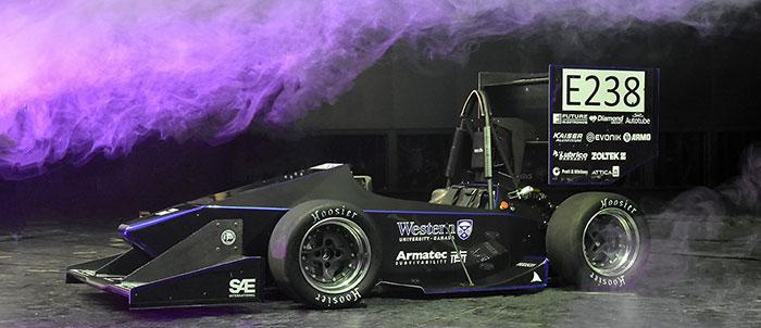 Western Formula Car