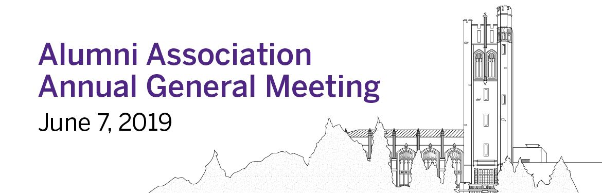 Alumni Association Annual General Meeting 2019