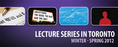 Toronto Lectures Spring-Winter 2012 450